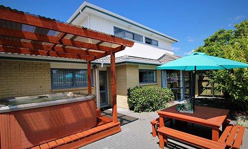Arista Air BnB accommodation in Rotorua